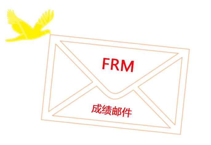 FRM成绩查询